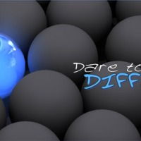 ​DARE TO BE DIFFERENT