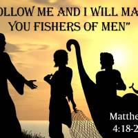 ​REDEEMED TO BECOME FISHERS OF MEN